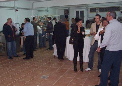 Inauguracion del Obrador a¡Angelo Paletta